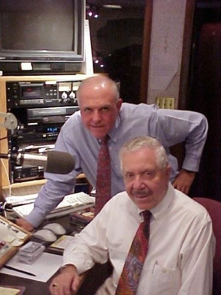 Ron & Pierre KRCN 2001