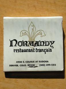 NormandySigh